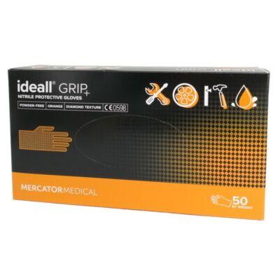 Ideall Grip+ Nitril kesztyű